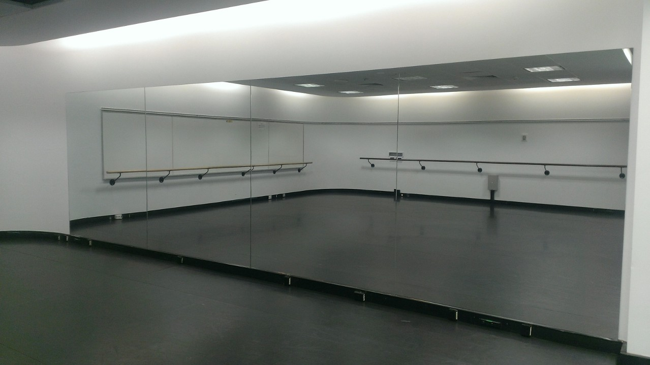 All types of mirror frameless wall mirrors for gyms and bathrooms gym mirrors amipublicfo Choice Image